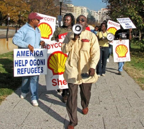 Royal Dutch Shell: The World's Dirtiest Oil Company