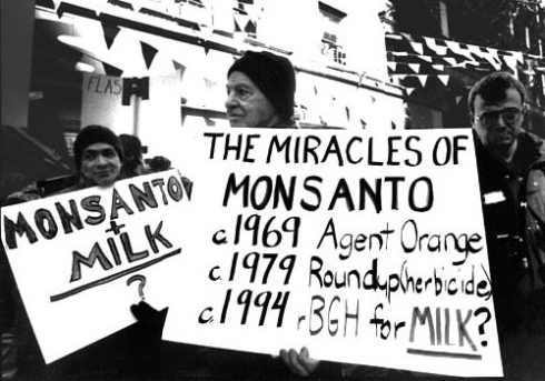 Mighty Monsanto, King Corn & The End of Family Farms