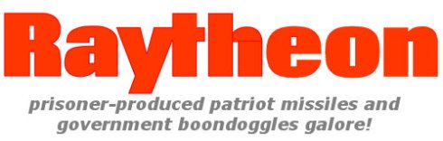 Like the Patriot Act, There is Nothing Patriotic About the Raytheon Patriot Missile