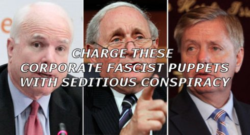 Call to Action: Use NaSI SARs to Charge Your Representative & Senators with Seditious Conspiracy